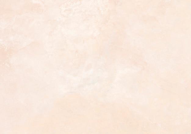 Weicher lachsfarbener aquarell-marmor