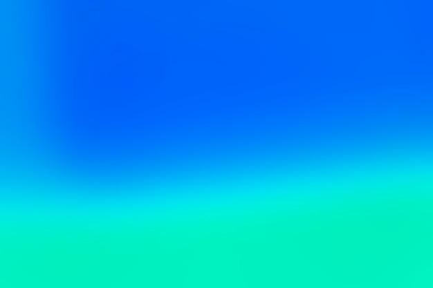Weiches mischen von blauen farben