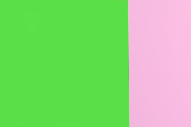 Weiches rosa und grünbuch als beschaffenheit.
