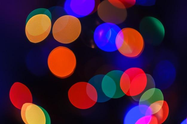 Weihnachten abstrakt verschwommen hintergrund.