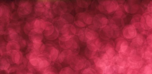 Weihnachten bokeh hintergrund textur und abstrakte licht glitzernde rote vintage kulisse