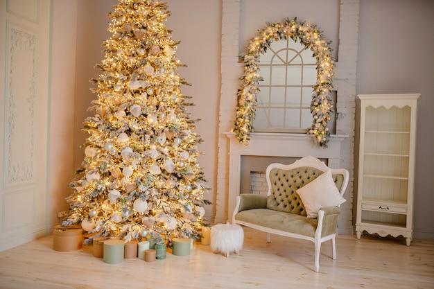 Weihnachten dekoriert kissen