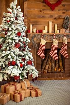 Weihnachten hauptdekoration
