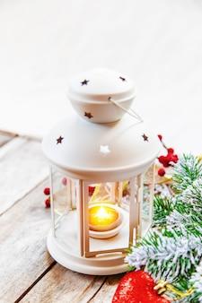 Weihnachten hintergrund frohes neues jahr. selektiver fokus