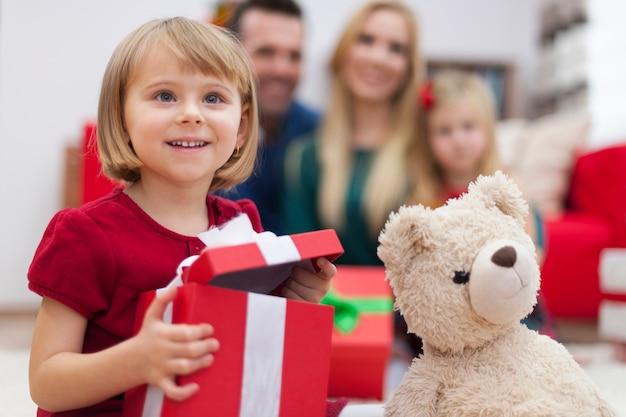 Weihnachten ist eine gute zeit für kinder