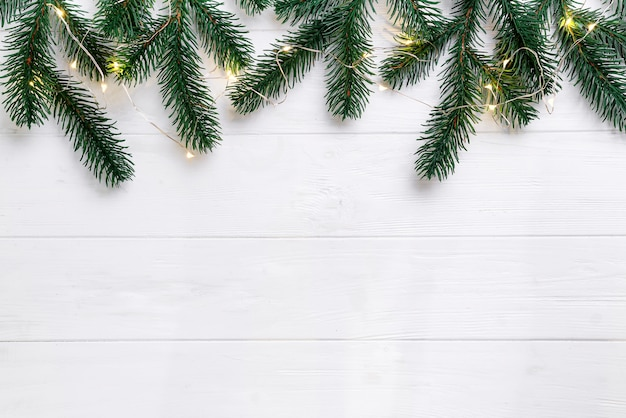 Weihnachten oder neujahr hintergrund