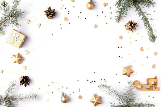 Weihnachten wallpaper. 2020 getrennt auf weiß.