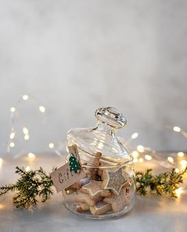 Weihnachts hausgemachte kekse