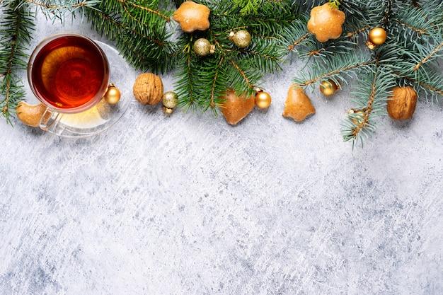 Weihnachts- oder neujahrsdekoration