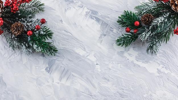 Weihnachts- und neujahrskonzept