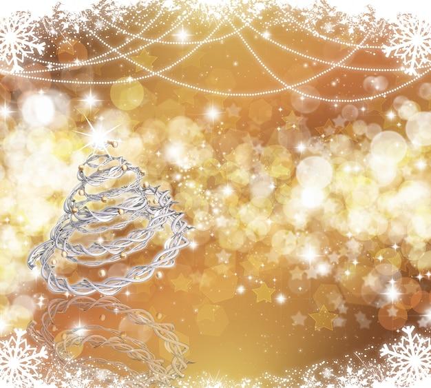 Weihnachtsbaum backgrouund