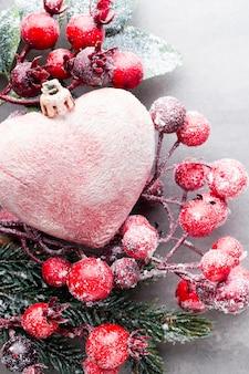 Weihnachtsbaumdekoration.