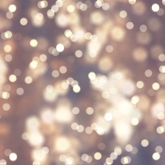 Weihnachtsbokeh beleuchtet hintergrund
