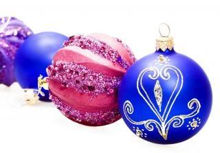 Weihnachtsdekoration dekoration kugel