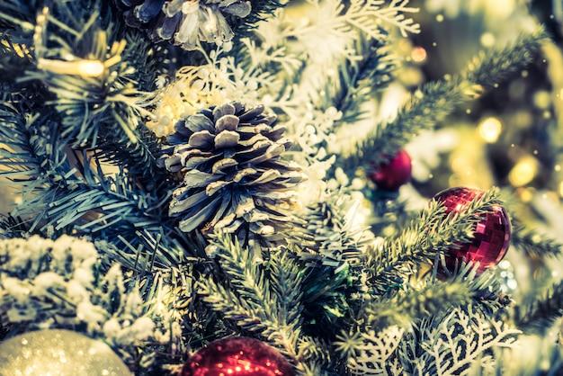 Weihnachtsdekoration ornament hintergrund