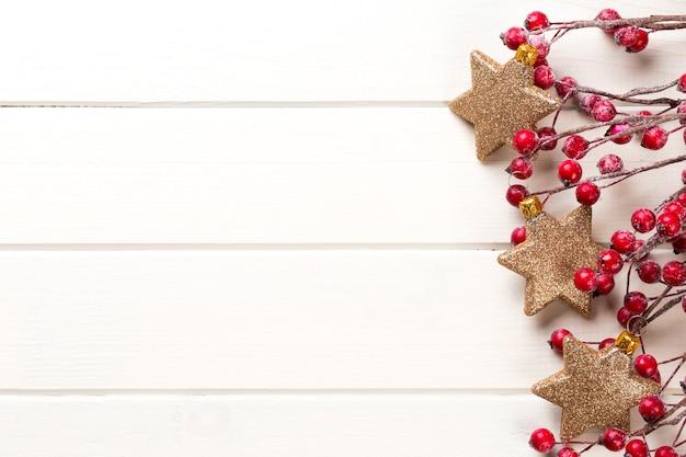 Weihnachtsdekoration. weihnachtsgrußkarte. symbol weihnachten.