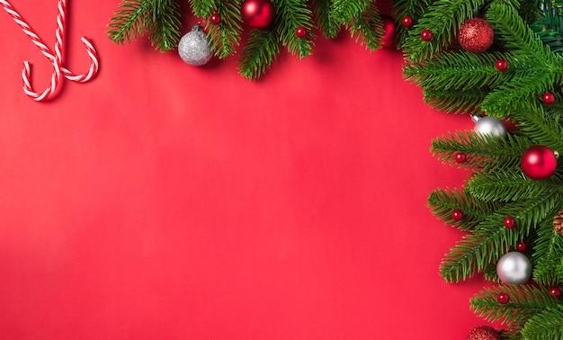 Weihnachtsfeiertagsdekorationszusammensetzung