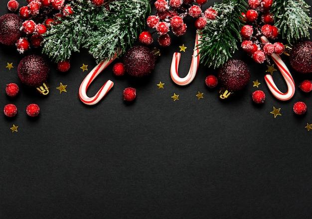 Weihnachtsferien hintergrund