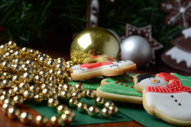 Weihnachtsferien-konzept.