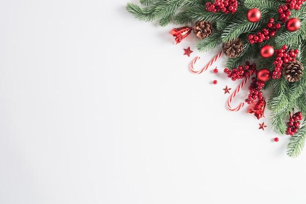 Weihnachtsferien zusammensetzung hintergrund