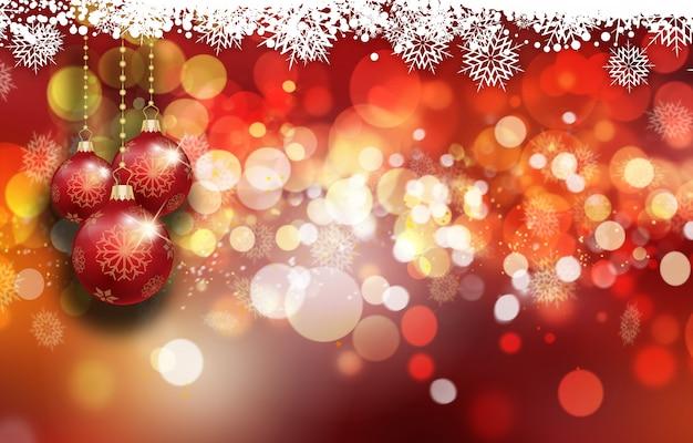 Weihnachtsflitter hintergrund