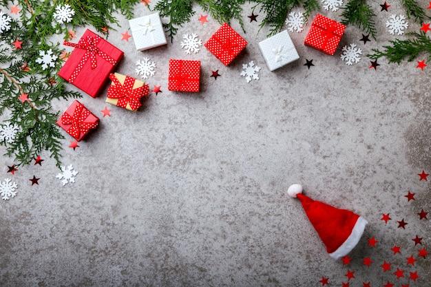 Weihnachtsgeschenk-boxen