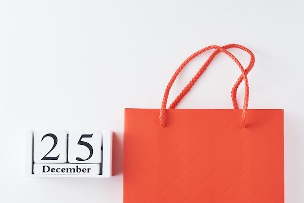 Weihnachtsgeschenke für familien- oder freundkonzept