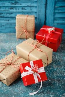 Weihnachtsgifs dekoration