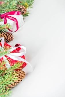 Weihnachtsgrußkarte hintergrund