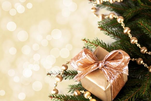 Weihnachtsgrußkarte Premium Fotos