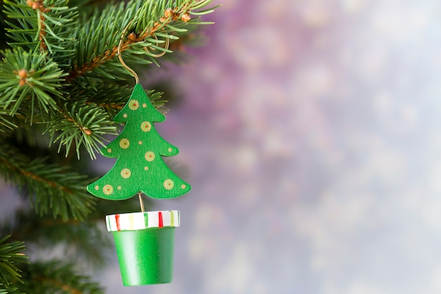 Weihnachtshintergrund, grußkarte