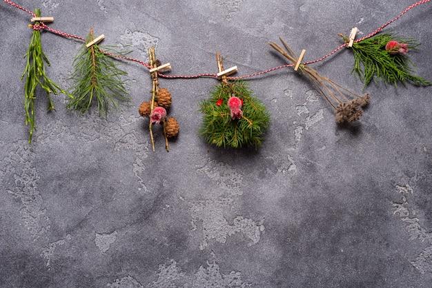 Weihnachtshintergrund, holzbeschaffenheit