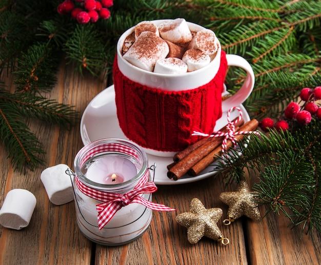 Weihnachtskakao mit eibisch