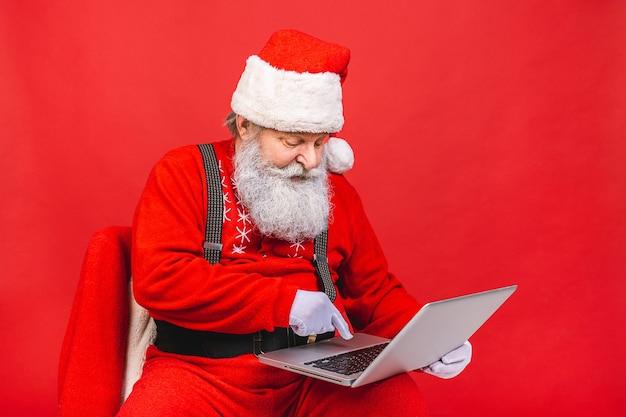 Weihnachtsmann porträt