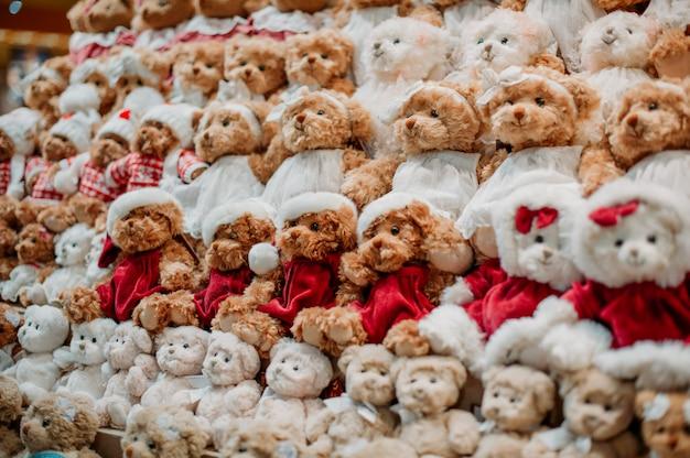 Weihnachtsspielzeug shop