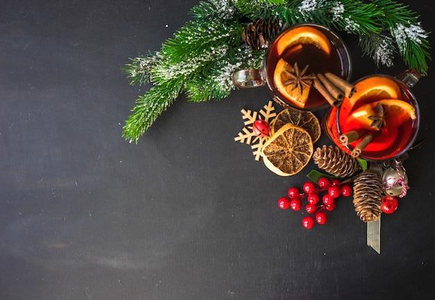 Weihnachtszeit-konzept