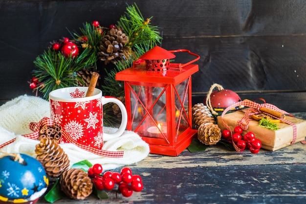 Weihnachtszeiteinstellung