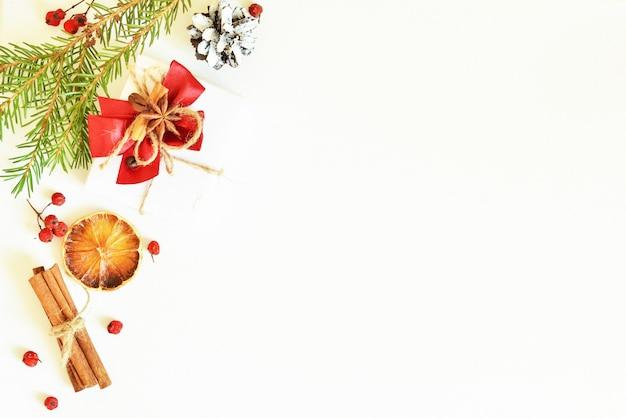 Weihnachtszusammensetzung