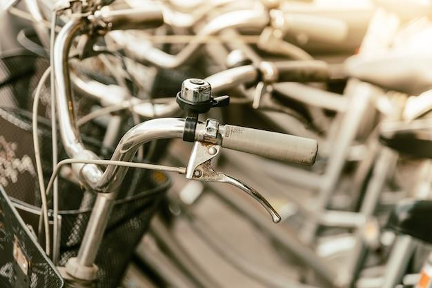 Weinlese-fahrrad