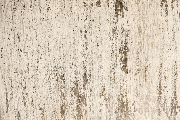 Weinlese oder schmuddeliger weißer hintergrund der natürlichen beschaffenheit des natürlichen zements oder des steins als retro-musterwand.