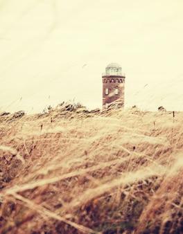 Weinlesefoto des leuchtturmes