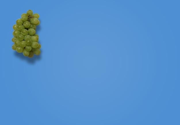 Weintraube früchte isoliert
