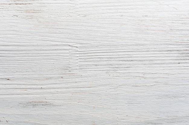 Weiß gestrichene holztexturwand