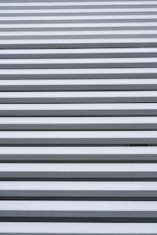 Weiß gestrichene holzwand für hintergrund und textur.