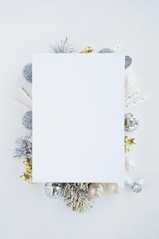 Weißbuch über weihnachtszusammensetzung