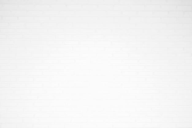 Weiße backsteinmauerbeschaffenheit für hintergründe