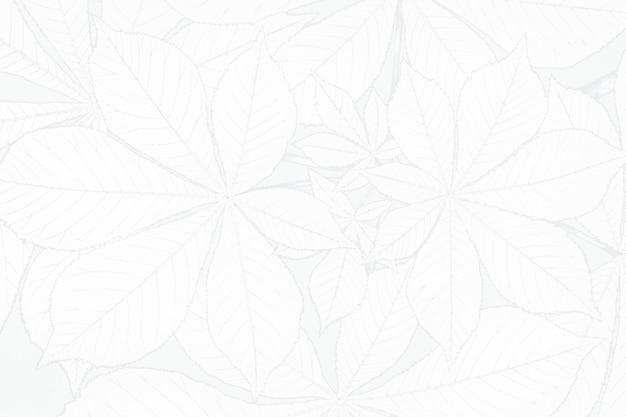 Weiße blume strukturiertes hintergrunddesign
