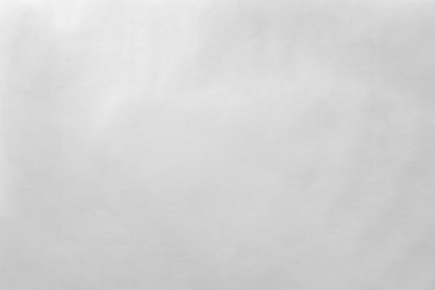 Weiße einfache und klare zeichenpapierstruktur für jeden grafischen hintergrund wie aquarellmalerei, grafikbroschüre oder firmenprofil.