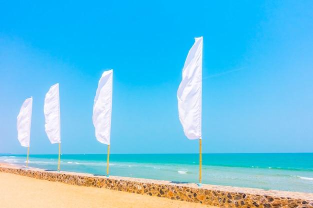 Weiße flagge