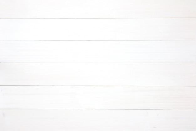 Weiße hölzerne hintergrundplankenbeschaffenheit. horizontale zusammensetzung.